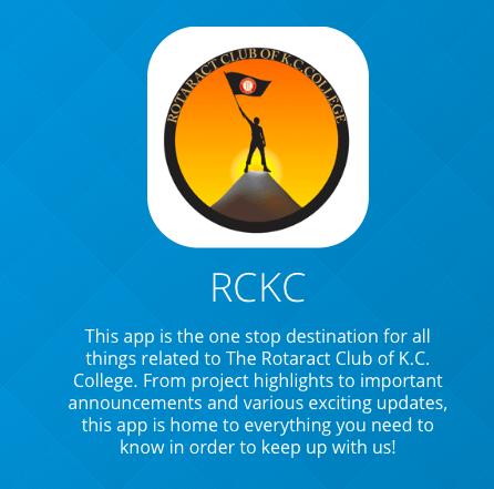 RCKC App